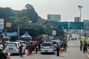 Lalu Lintas Puncak Bogor Ramai Lancar, Polisi Sebut Ada 3 Titik Kepadatan
