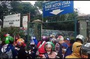 Pendaftaran Online, Pengunjung Taman Margasatwa Ragunan Tetap Mengular