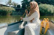 Dikhawatirkan Lepas Hijab Usai Bercerai, Larissa Chou : Insya Allah, Selalu Istiqomah