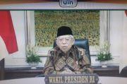 Wapres Minta UIN Jakarta Kawal Penguatan Moderasi Beragama di Indonesia