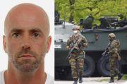 Curi Rudal Anti Tank dan Senapan Ringan, Ratusan Tentara Buru Rambo Belgia