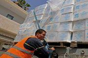 Pasca Gencatan Senjata, Truk-truk Bantuan Mulai Masuk ke Gaza
