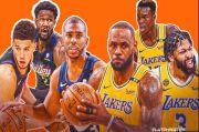 Jadwal Game 1 Playoff NBA, Senin (24/5/2021)