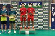 Atlet Bulutangkis Asal Gowa Juara Yonex Slovenia International 2021