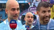 Suara Pep Guardiola Bergetar Lepas Kepergian Sergio Aguero