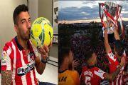 Suarez Konfirmasi Bakal Bertahan di Atletico Madrid