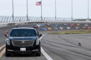 Joe Biden Matangkan Konsep Mobil Kepresidenan Listrik Pengganti The Beast
