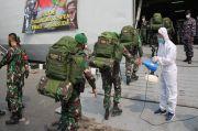 Naik Kapal Perang KRI Banjarmasin, 400 Pasukan Setan Siap Tumpas Kelompok Teroris Papua