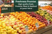 50 Tahun Hero Supermarket Tawarkan Diskon Produk Segar Berkualitas