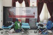 Stok Darah Menipis, Insan Pegadaian Gelar Kegiatan Donor