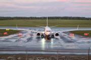 UE Larang Pesawat Melintasi Langit Belarusia Pasca Insiden Pembajakan Ryanair