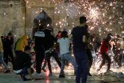 Polisi Israel Kawal Pemukim Yahudi Kunjungi Kompleks Al Aqsa di Yerusalem
