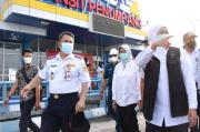 Genjot Kinerja Pelabuhan Paciran, Gubernur Khofifah Minta Ada Penambahan Terminal Kargo