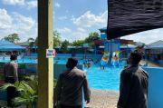 Ada Kerumunan, Kapolda Sumut Langsung Tutup Dua Kolam Renang di Medan