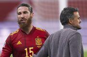 Coret Sergio Ramos di Piala Eropa 2020, Luis Enrique: Demi Kebaikan Tim
