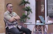 Di Masa Soeharto Dijenguk Probosutedjo, Jumhur Hidayat Kini Ditinggalkan Fadjroel