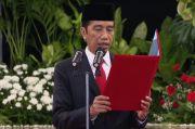 Gubernur dan Wagub Kalteng Resmi Dilantik Presiden Jokowi