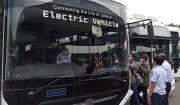 Transjakarta Operasikan 100 Unit Tahun Ini, PPD Pamerkan Bus Listrik Lokal
