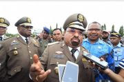 Dengar Kabar Gubernur Papua Lukas Enembe Kritis, Ratusan Warga Pegunungan Berkumpul