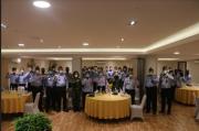 Lantamal Tanjungpinang Jadi Instruktur untuk Penguatan Fisik dan Mental Petugas Pemasyarakatan