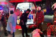 Dua Kereta LRT di Malaysia Bertabrakan, 213 Penumpang Terluka