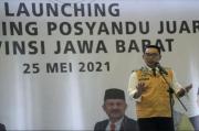 Ridwan Kamil Sebut Pendamping Posyandu Berkontribusi Besar Wujudkan Indonesia Emas 2045
