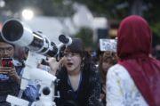 Besok, Puncak Gerhana Bulan Total Terjadi Pukul 18.18 WIB