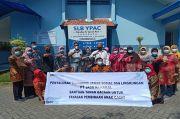 Taman Bacaan dan Perpustakaan Digital untuk YPAC di Surabaya