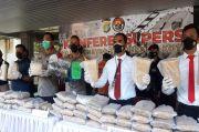 Polisi Buntuti Penyelundupan 65 Kg Ganja dari Daan Mogot sampai Tanah Abang