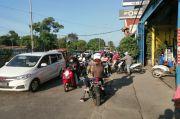 Takut Swab Antigen, Pemudik Lawan Arah dan Masuk Jalan Tikus di Bekasi