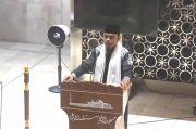 Imam Masjid Istiqlal: Mari Kita Contoh Alam Semesta yang Patuh pada Allah SWT