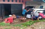 Tragis! 3 Anak-Anak Tewas Ditabrak Mobil yang Hilang Kendali Menabrak Warung