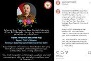Indonesia Berduka, Wakil Dubes RI di India Wafat karena COVID-19