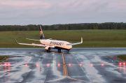 Belarusia: Informasi Ancaman Bom pada Ryanair Datang dari Swiss