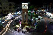 Kota Idlib Suriah Terang Benderang Berkat Listrik dari Turki