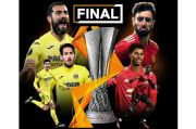 Susunan Pemain Villarreal vs Manchester United di Final Liga Europa
