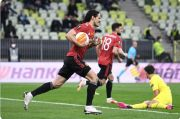 Edinson Cavani, Pemain Tertua Ketiga Cetak Gol Bersama Klub Inggris di Kompetisi Eropa