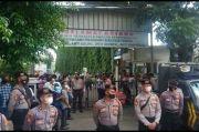Lagi, Polisi Amankan 11 Simpatisan Habib Rizieq di Pengadilan Negeri Jakarta Timur