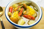 Resep Sayur Asem Kuning, Nikmat dengan Ikan Asin dan Sambal