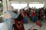 Ribuan Santri di Blitar Jalani Rapid Test Antigen, 4 Orang Positif COVID-19