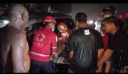 Tabrakan Maut di Jalan Solo-Ngawi, 3 Tewas Tergencet Mobil