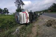 Kecelakaan Bus di Jalintim Palembang-Jambi, 4 Penumpang Meninggal Dunia
