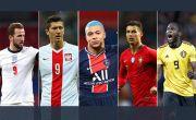 Lima Calon Pencetak Gol Terbanyak di Piala Eropa 2020