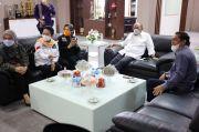 Bertemu La Nyalla, Wabup Sidrap Curhat Hibah 27 Ton Kurma Tertahan di Surabaya