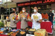 Narkotika Jenis Tembakau Sintetis Diproduksi Pabrik Rumahan di Tangerang