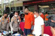 Pembuat Tembakau Sintetis di Tangerang Mengaku Belajar dari Online