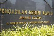 Hakim PN Jaksel Tolak Bukti dan Eksepsi Sofyan Djalil