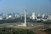 Cuaca Jakarta Hari Ini Diprakirakan Cerah Berawan
