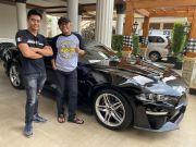 Kapok, Mobil-mobil Sport Milik Komedian Sule Akhirnya Dijual