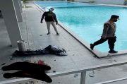 Manado Gempar! Pria Berbaju Pengantin Tewas usai Melompat dari Lantai 7 Hotel Berbintang